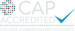 Lenco Diagnostic Laboratories is accredited by the College of American Pathologists